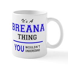 Cute Breana Mug