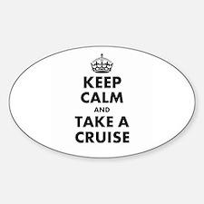 Take a Cruise Decal