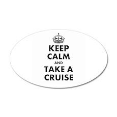 Take a Cruise Wall Decal