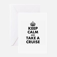 Take a Cruise Greeting Cards