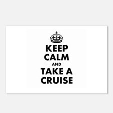 Take a Cruise Postcards (Package of 8)