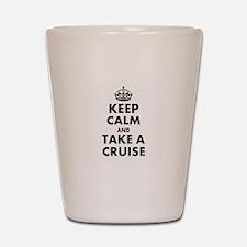 Take a Cruise Shot Glass