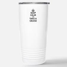 Take a Cruise Travel Mug