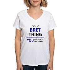 Unique Bret Shirt