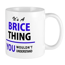 Unique Brice Mug