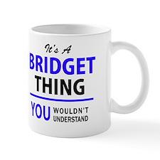 Cute Bridget Mug