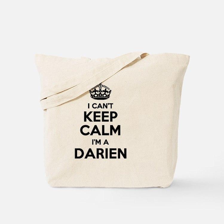 Cute Darien Tote Bag