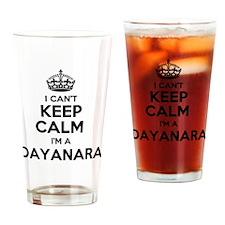 Funny Dayanara Drinking Glass