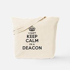 Unique Deacon Tote Bag