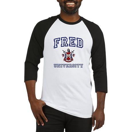 FRED University Baseball Jersey
