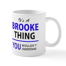 Cute Brookings Mug