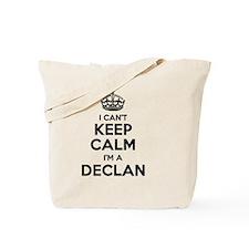 Funny Declan Tote Bag