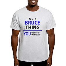 Unique Bruce T-Shirt