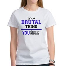 Brutality Tee