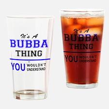 Unique Bubba Drinking Glass