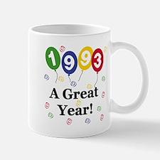 1993 A Great Year Mug