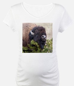 Christmas Bison Shirt