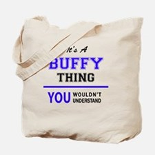 Cute Buffy Tote Bag