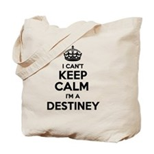 Funny Destiney Tote Bag