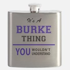 Cute Burke Flask