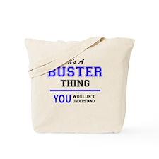Cute Buster Tote Bag
