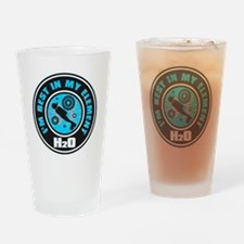 H2O_DIVER Drinking Glass
