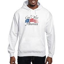 God Bless America v2 Hoodie