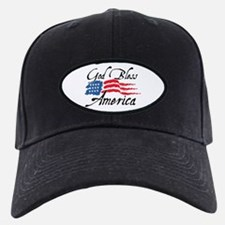God Bless America v2 Baseball Hat