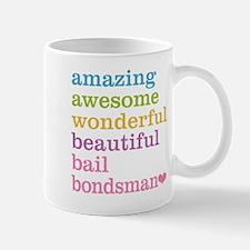 Bail Bondsman Mugs