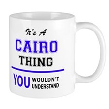 Funny Cairo Mug