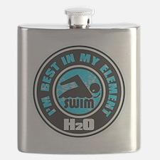 H2O_SWIMMER Flask