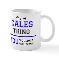 Funny Cale Mug