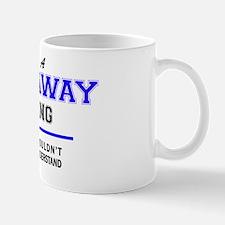 Unique Callaway Mug