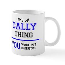 Unique Callie Mug