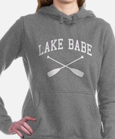 Lake Babe Women's Hooded Sweatshirt