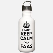 Cute Faas Water Bottle