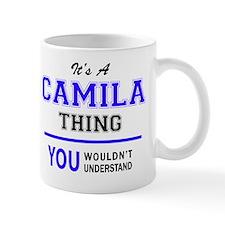 Cute Camila Mug