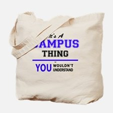 Unique Campus Tote Bag