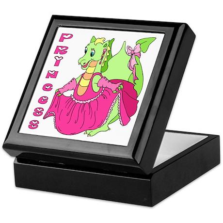 Princess Dragon Keepsake Box