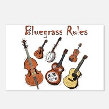 Bluegrass Rules Postcards (Package of 8)