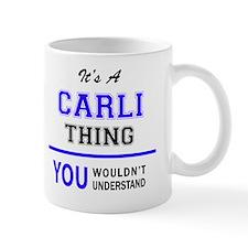 Carlie Mug