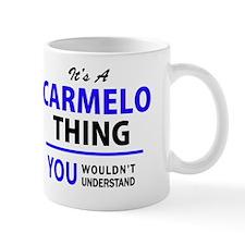 Cute Carmelo Mug