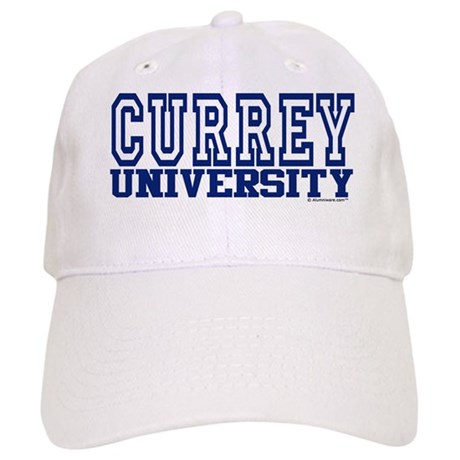 CURREY University Cap
