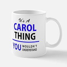 Cute Carol Mug