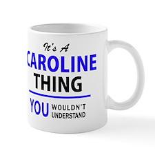 Cute Caroline Mug