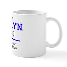 Unique Carolyn Mug