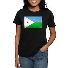 Djibouti Flag Tee