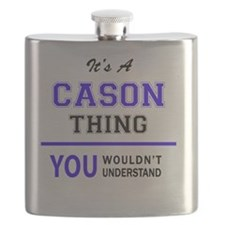 Cute Cason Flask