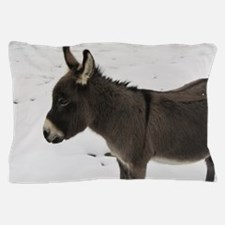 Miniature Donkey III Pillow Case