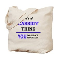 Unique Cassidy Tote Bag